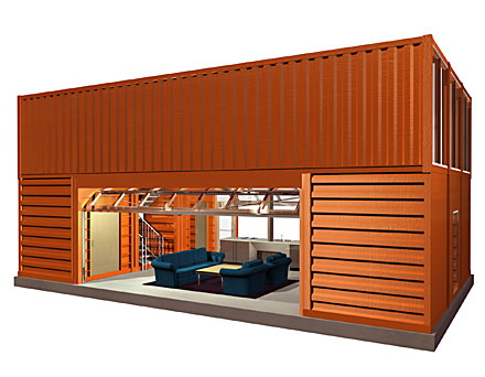 Used Cargo Containers For Personal Use