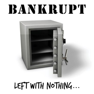 5 Easiest Ways to Bankrupt Your Small Business Overnight