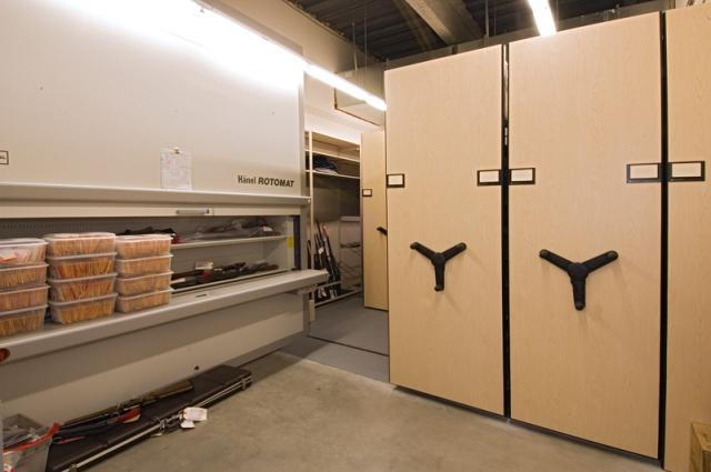 Safely Store Company Property with Business Storage Services