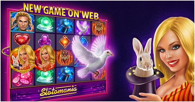 Slotomania iPad App