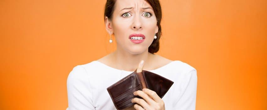 Reasons People Fail Financially