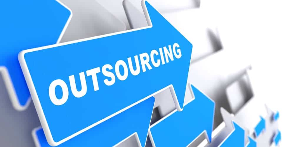 Outsourcing to a Third Party