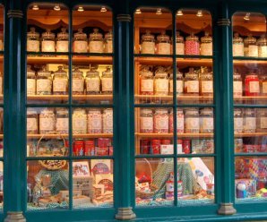 sweet shop business