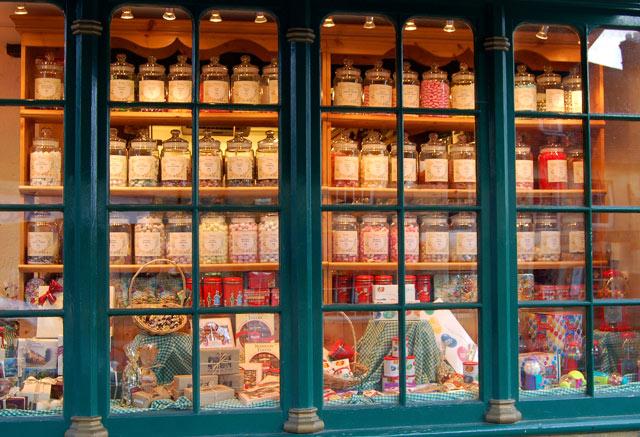 sweet shop business