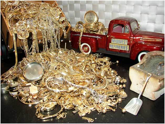 Value of Scrap Gold