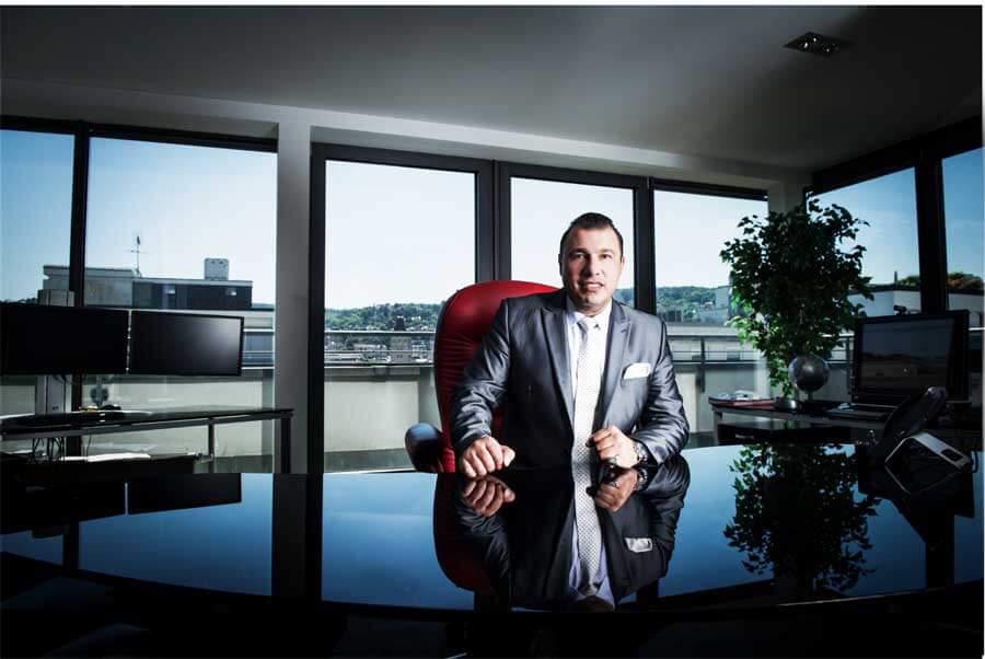 Harald Seiz CEO of Karatbars International
