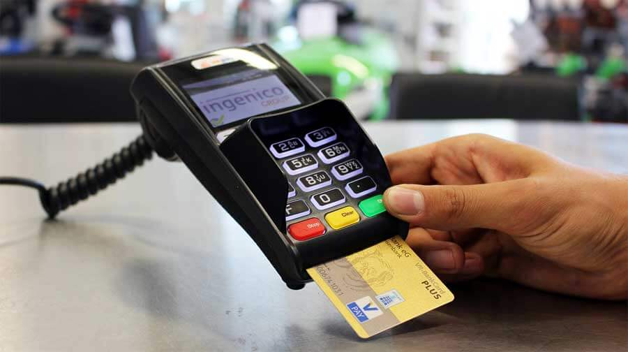 Credit Card Processing Service