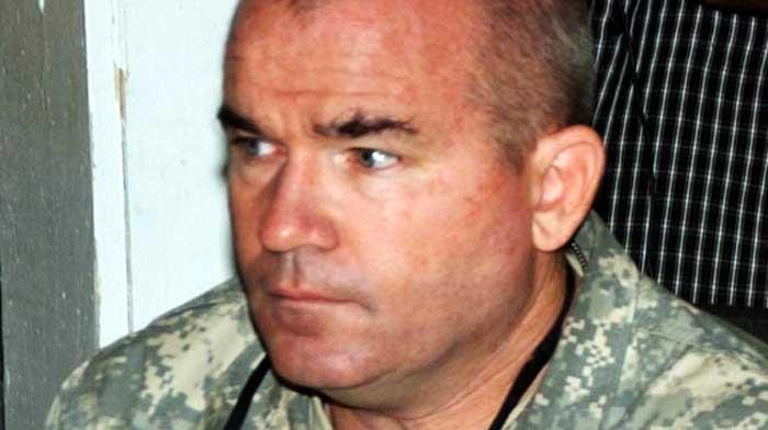 Brigadier General Martin Schweitzer