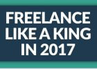 freelance like a king