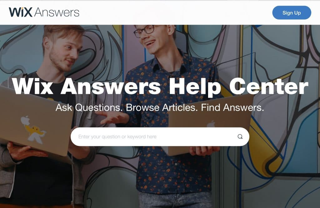 How to Use Wix Answers Help Desk Software