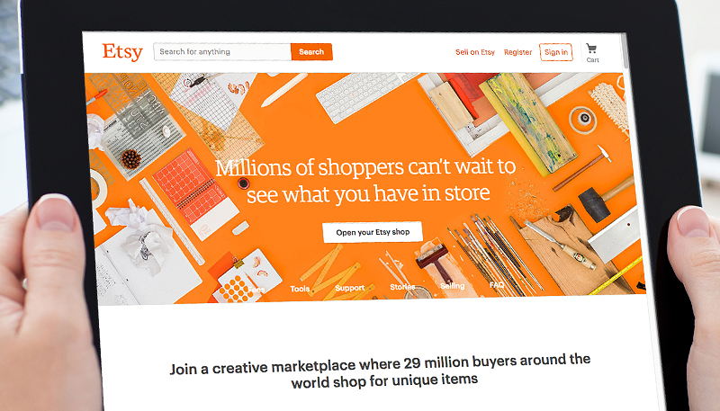 How much do Etsy sellers make
